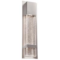PLC Lighting 31749AL LEDA LED 28 inch Aluminum Exterior Wall Light