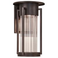 PLC Lighting 31782ORB Stilt LED 12 inch Oil Rubbed Bronze Exterior Wall Light Small