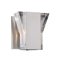 PLC Lighting Eastman 1 Light Wall Sconce in Polished Chrome 36637-PC
