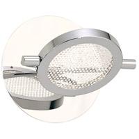 Ariella LED 6 inch Polished Chrome Vanity Light Wall Light
