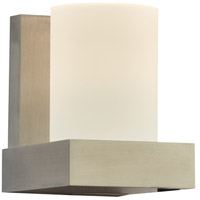 PLC Lighting 4054BA Breeze LED 6 inch Bronze Aluminium Outdoor Wall Light