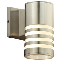 Decker LED 8 inch Bronze Aluminium Outdoor Wall Sconce