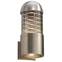 Celine LED 14 inch Bronze Aluminium Outdoor Wall Sconce