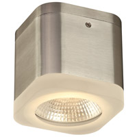 PLC Lighting 4086BA Globo LED 5 inch Bronze Aluminium Outdoor Downlight