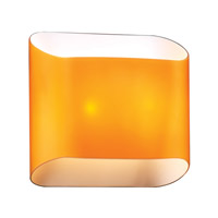 Jackson 2 Light 9 inch Amber ADA Wall Sconce Wall Light