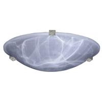 PLC Lighting 7012IRLED Nuova LED 12 inch Natural Iron Flush Mount Ceiling Light