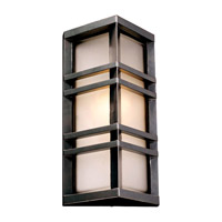 Trevino 1 Light 13 inch Bronze Outdoor Wall Sconce