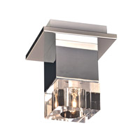 Charme 1 Light 6 inch Polished Chrome Ceiling Light