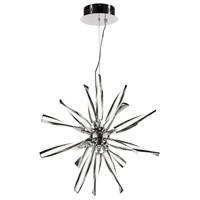 PLC Lighting 81302PC Vitrea LED 24 inch Polished Chrome Pendant Ceiling Light Small