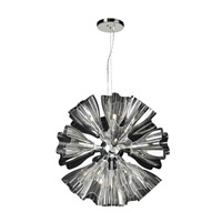 Orbitier 19 Light 28 inch Polished Chrome Chandelier Ceiling Light