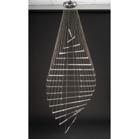 PLC Lighting DNA I 34 Light Chandelier in Polished Chrome 83108-PC