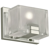 PLC Lighting 84421PC Filigre LED 6 inch Polished Chrome ADA Wall Light
