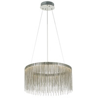 Davenport LED 20 inch Polished Chrome Pendant Ceiling Light