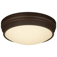 Turner LED 14 inch Bronze Flush Mount Ceiling Light