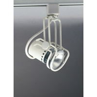 Pier 1 Light 120V White Track Fixture Ceiling Light