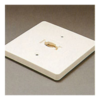 PLC Lighting Track Accessories Line Voltage Mono-Point in White TR136-WH