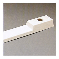 PLC Lighting Track Accessories Wireway cover in White TR142-WH