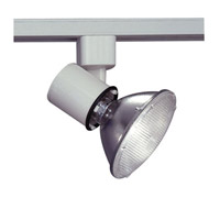 PLC Lighting Comet (I) 1 Light Track Fixture in White TR200-WH photo thumbnail