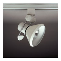 PLC Lighting Track Accessories 1 Light Track Lamp Shade in White TR202-WH
