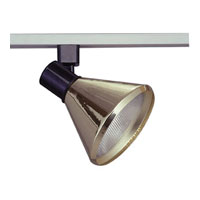PLC Lighting Track Accessories 1 Light Track Lamp Shade in Polished Brass TR203-PB