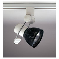 PLC Lighting TR204-BK Comet I 1 Light 120V Black Track Shade Ceiling Light