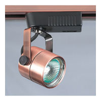 PLC Lighting Slick-12v Track Fixture in Copper TR28-CP