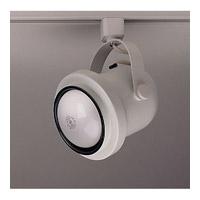 PLC Lighting TR302M-WH Bell I 1 Light 120V White Track Fixture Ceiling Light