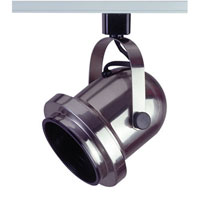 PLC Lighting Bell-I Track Fixture in Satin Nickel TR302M-SN photo thumbnail