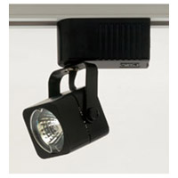 PLC Lighting Echo-12v Track Fixture in Black TR613-BK