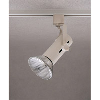 PLC Lighting Universal 1 Light Track Fixture in White TR66-WH
