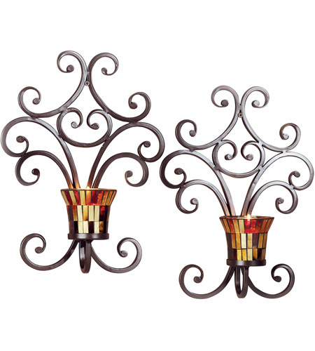Pomeroy 423543 Truffle 13 X 10 inch Candle Sconce photo