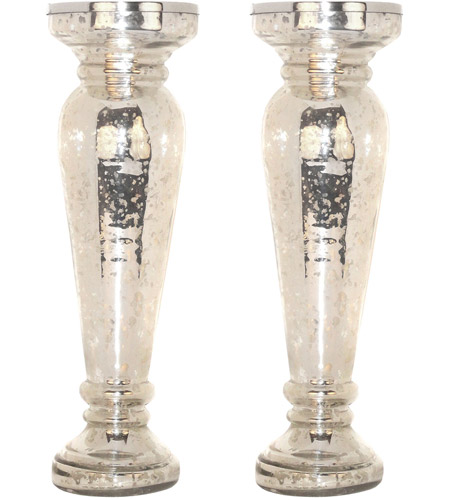 Pomeroy 507076/S2 Westgate 17 X 5 inch Pillar Candle Holder photo