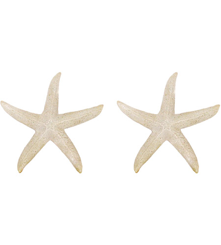 Pomeroy 525377/S2 Rockport White Starfish, Extra Large photo