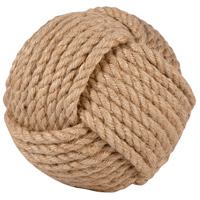 Sailors Jute Decorative Sphere