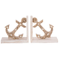 Pomeroy 015502 Bahama 9 X 3 inch Shimmering Sands Bookend
