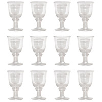 Savannah Clear Wine Glass