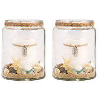 Harbor 5 X 4 inch Candle Table Lighting