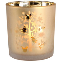 Pear Tree Gold Votive