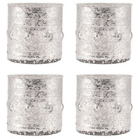 Pomeroy 394553/S4 Rivet 3 X 3 inch Candle Holder photo thumbnail