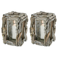 Edgewood 12 X 7 inch Candle Holder