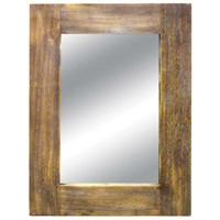 Canal 42 X 32 inch Ashwood Mirror Home Decor