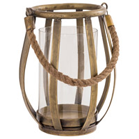 Pomeroy 401770 Lenwell 8 X 5 inch Candle Lantern, Small