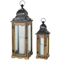 Pomeroy 404528/S2 Pittington 9 inch Roast Lanterns Ceiling Light
