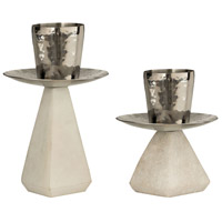 Forever 7 inch Candle Holder, Tapered