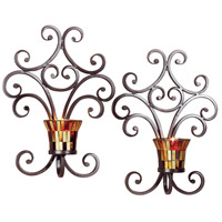 Pomeroy 423543 Truffle 13 X 10 inch Candle Sconce photo thumbnail