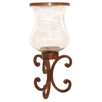 Range Montana Rustic/Clear Mantle Hurricane
