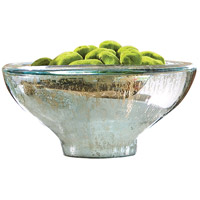 Aria Antique Silver Holiday Bowl