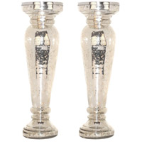 Pomeroy 507076/S2 Westgate 17 X 5 inch Pillar Candle Holder photo thumbnail