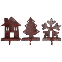 Pomeroy 519024/S3 Signature Montana Rustic Stocking Holder