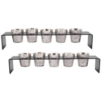 Equis 19 X 4 inch Candle Holder Runner